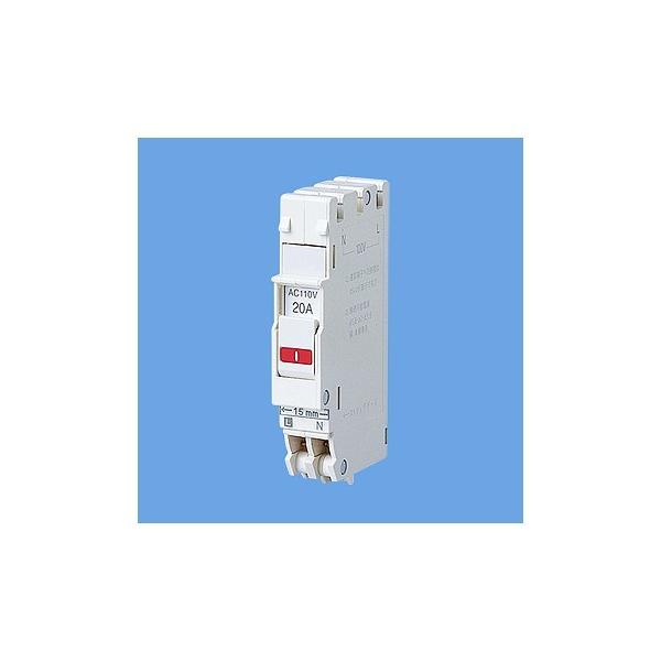 (キャッシュレス5%還元)パナソニック BSH2201 分岐用 コンパクトブレーカーSH-30型 1Cモジュール|rakurakumarket