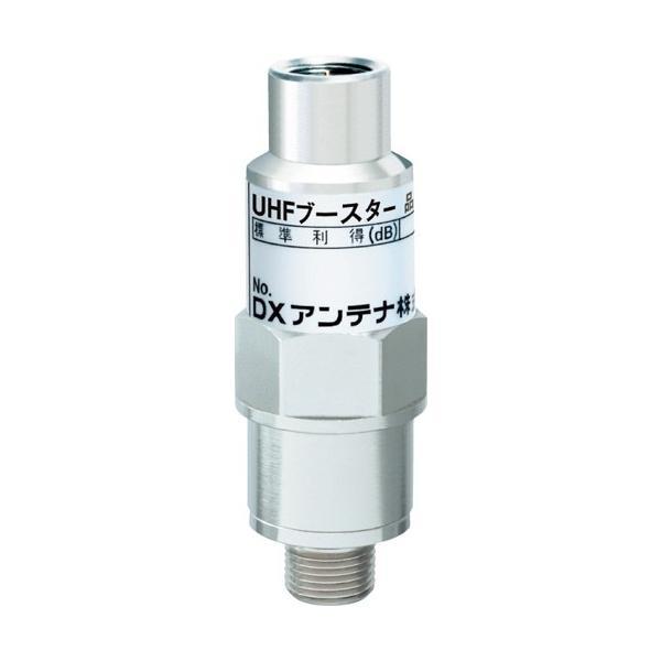 (キャッシュレス5%還元)DXアンテナ UHFブースター(20dB形) U20L3C UHF帯(F形接栓型)|rakurakumarket