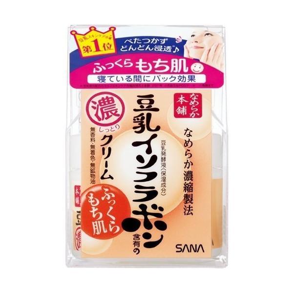 SANA サナ なめらか本舗 豆乳イソフラボン クリームNA 50g|rakushindenki