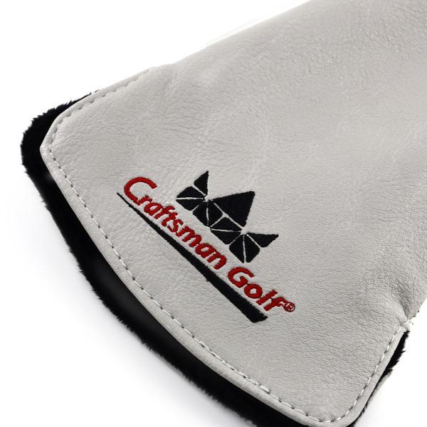 ★税込★CRAFTSMANクラフトマン ドライバーカバー ゴルフヘッドカバー ロシアコンパス刺繍 460CC対応#1|rakushogolf|05