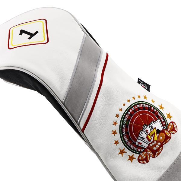 ★税込★CRAFTSMANクラフトマン ドライバーカバー ゴルフヘッドカバー ロシアコンパス刺繍 460CC対応#1|rakushogolf|06