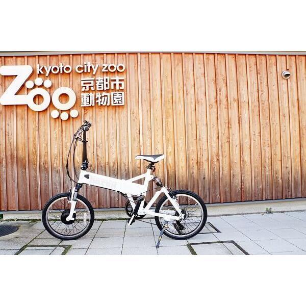 【折りたたみ電動自転車】バロン-X 20インチ 電動アシスト自転車に見えない 大容量13Ahバッテリーが人気!スポーツ系電動自転車|rakusuku|17