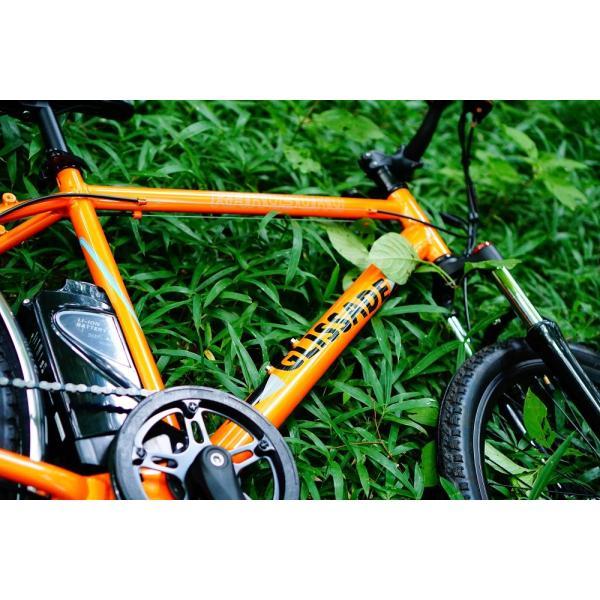 [電動自転車xマウンテンバイク] グリッサード 26インチ 人気のスポーツ系電動自転車 リチウムイオンバッテリー 電動とMTBを両方楽しめる|rakusuku|11