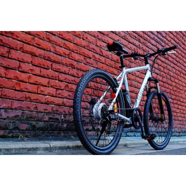 [電動自転車xマウンテンバイク] グリッサード 26インチ 人気のスポーツ系電動自転車 リチウムイオンバッテリー 電動とMTBを両方楽しめる|rakusuku|12