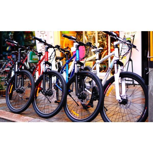 [電動自転車xマウンテンバイク] グリッサード 26インチ 人気のスポーツ系電動自転車 リチウムイオンバッテリー 電動とMTBを両方楽しめる|rakusuku|14