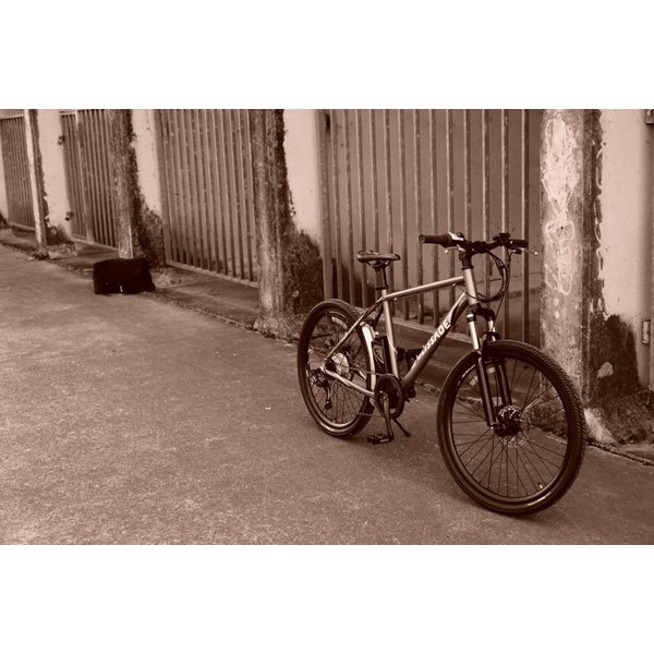 【新色入荷!】電動自転車  グリッサード 26インチ |電動アシスト自転車 クロスバイク  リチウムイオンバッテリー|rakusuku|19