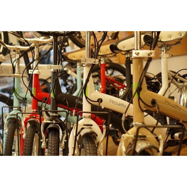 [31日までポイント5倍]電動自転車 おしゃれ ピルエットS 20インチ 人気の小径 ちいさい かるい かわいい|rakusuku|11