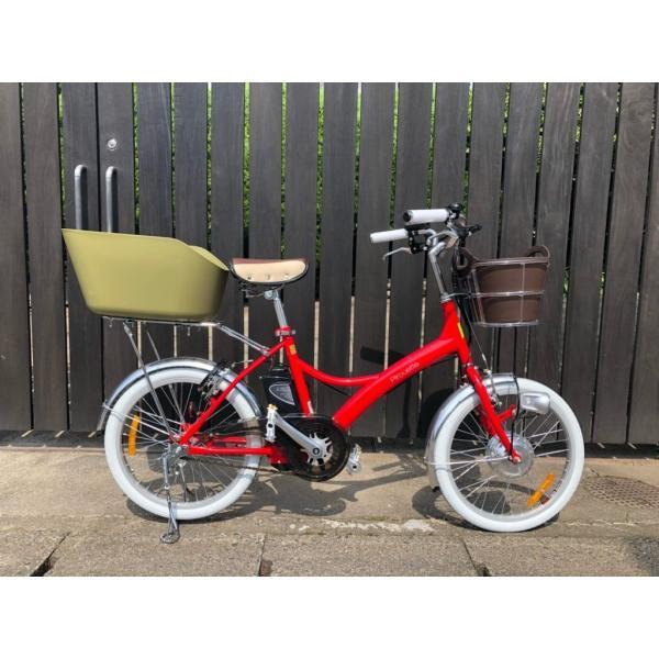 [31日までポイント5倍]電動自転車 おしゃれ ピルエットS 20インチ 人気の小径 ちいさい かるい かわいい|rakusuku|13