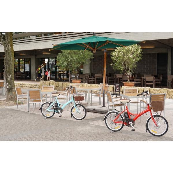 【防犯登録付き組立完成車がお得!】電動自転車 ピルエット 20インチ | 電動アシスト自転車 ちいさい かるい かわいい|rakusuku|08
