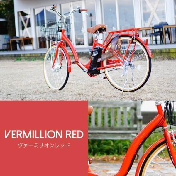 ポイント5倍!電動自転車 ルルベ 26インチ リチウムイオンバッテリー 子供乗せ 安いだけじゃない おしゃれ 低サドル 乗りやすい|rakusuku|03