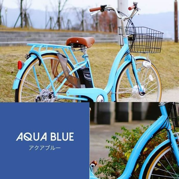 ポイント5倍!電動自転車 ルルベ 26インチ リチウムイオンバッテリー 子供乗せ 安いだけじゃない おしゃれ 低サドル 乗りやすい|rakusuku|04