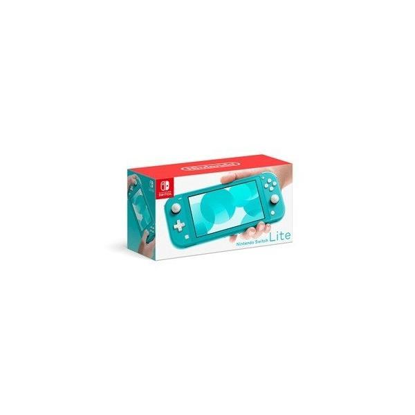 【新品】Nintendo Switch Lite ターコイズ スイッチライト本体|ramkins