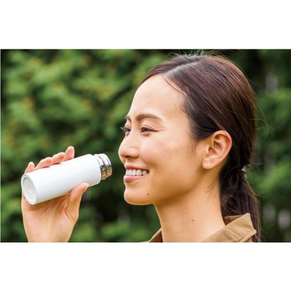 水筒 コンパクトボトル120ml 真空二重構造 真空ステンレスボトルミニ マイボトル 軽量&コンパクトサイズ ポケットボトル|rankup|06