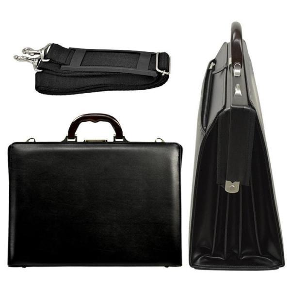 ダレスバッグ ビジネスバッグ J.C HAMILTON 日本製 豊岡製鞄 大口枠 B5 ファイル収納可能 30cm メンズ 22312|rankup|04