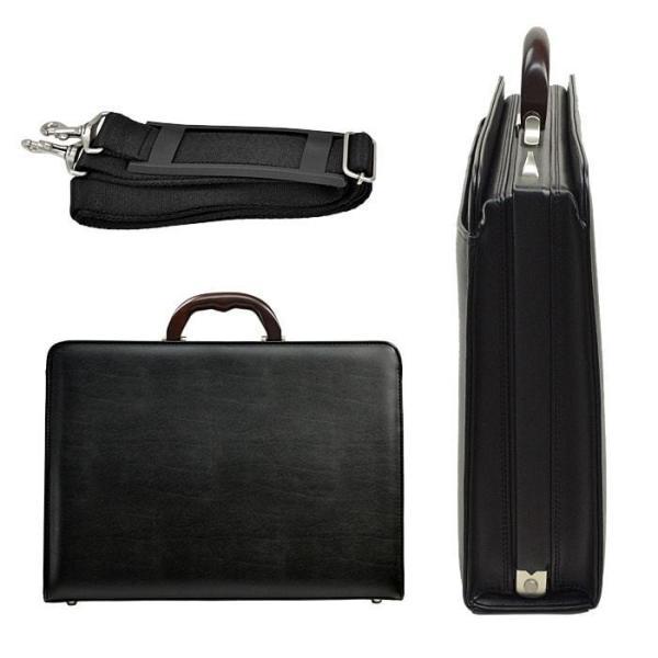 ダレスバッグ ビジネスバッグ J.C HAMILTON 日本製 豊岡製鞄 大開き A4ファイル ファイル収納可能 42cm メンズ 22308|rankup|04