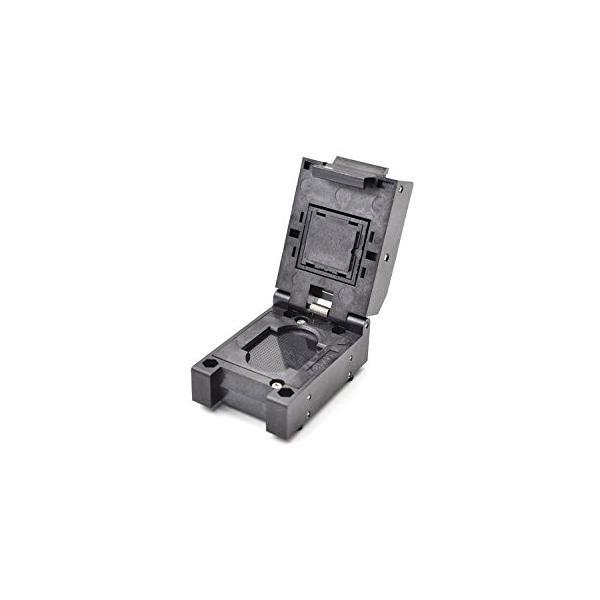 BGA888,0.4MM Pitch 0.4mm Pitch Full Pins Customized IC Socket BGA Package Burn-in Adapter ALLSOCKET NAND Programming BGA Socket,
