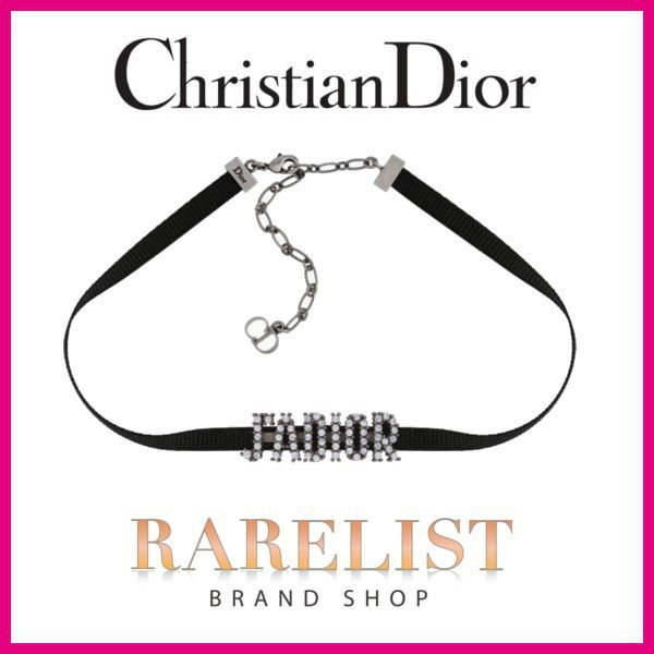 new arrival c3d40 4110c クリスチャンディオール ディオール Christian Dior ネックレス ...