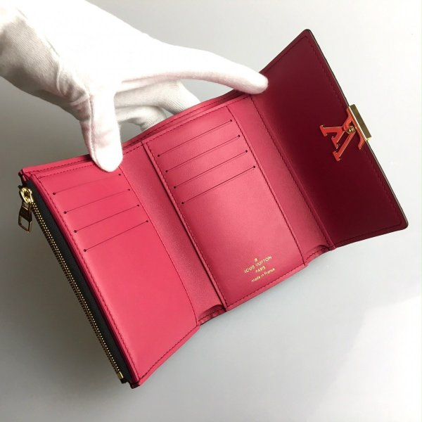 best service 4747e 827b4 ルイヴィトン LOUIS VUITTON 財布 中財布 3つ折り 三つ折り ...