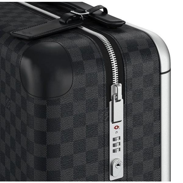 ルイヴィトン LOUIS VUITTON スーツケース キャリーケース 28L 新作 ダミエグラフィット ロゴ