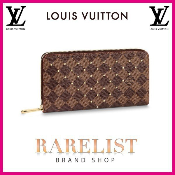 reputable site a9871 7d034 ルイヴィトン LOUIS VUITTON 財布 長財布 ラウンドファスナー ...