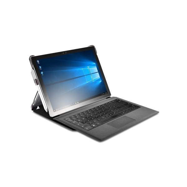 サーフェス プロ6 5 4  surface pro6 ケース カバー 本革 クロコダイル柄 ケース Surface Pro5 レザーケース クロコ型押し 手帳型 ICARER|raremogra|05