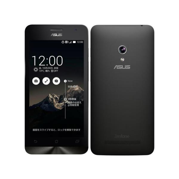 ZenFone 5 8GB ブラック SIMフリーの画像