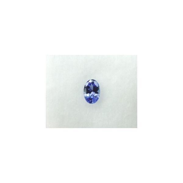 タンザナイト 0.48ct ゾイサイト 宝石 送料無料 G0472|rarestone