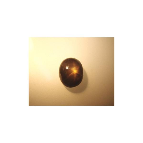 ブラック スターサファイア 1.67ct 6条スター 宝石 送料無料 G0783|rarestone