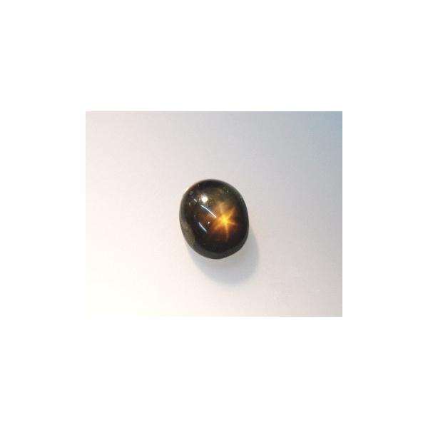 ブラック スターサファイア 1.67ct 6条スター 宝石 送料無料 G0783|rarestone|06