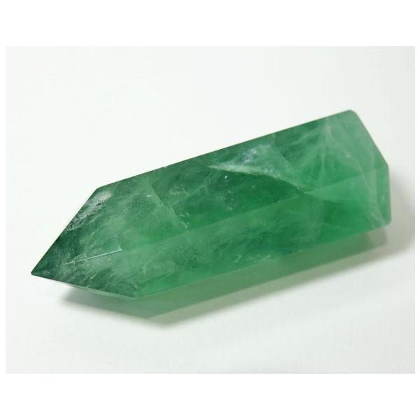 フローライト ポイント 68g 蛍石 パワーストーン 蛍光 P0629|rarestone|05