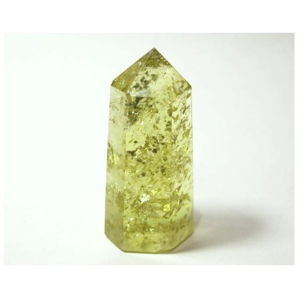 黄水晶 シトリン ポイント 51g パワーストーン 送料無料 P0635|rarestone