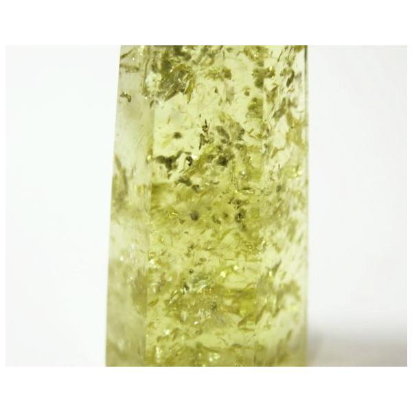 黄水晶 シトリン ポイント 51g パワーストーン 送料無料 P0635|rarestone|07