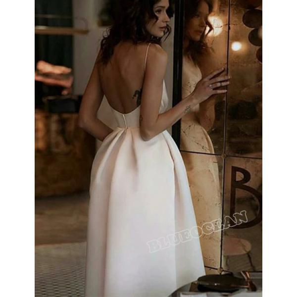 パーティードレス 結婚式 ドレス 二次会ドレス 花嫁 パーティドレス レース 二次会 ドレス おしゃれ ドレス 成人式 忘年会 披露宴 お呼ばれ|raro|05