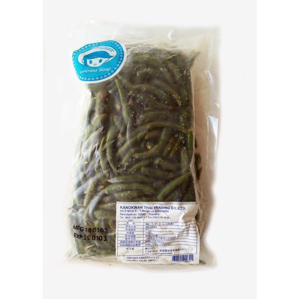 【冷凍便】冷凍生唐辛子(緑)500g