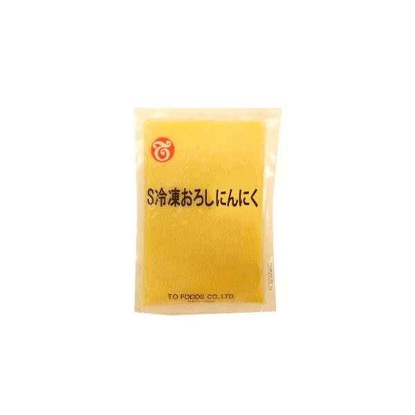 【冷凍便】テーオー S冷凍おろしにんにく1kg