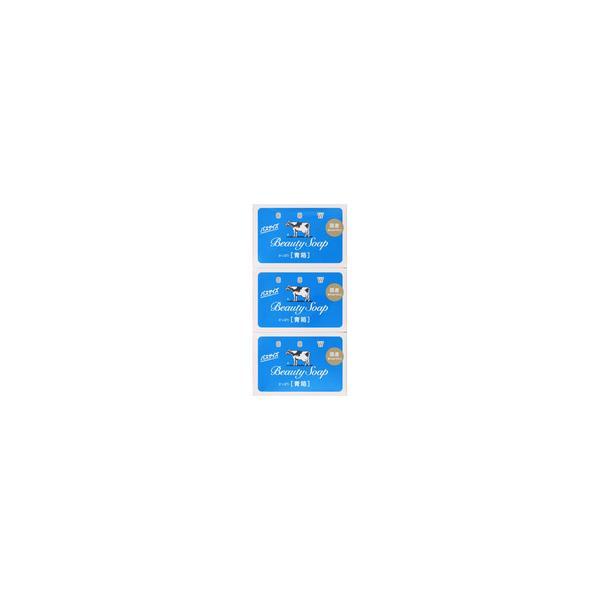 カウブランド 青箱 バスサイズ 135g×3コ入