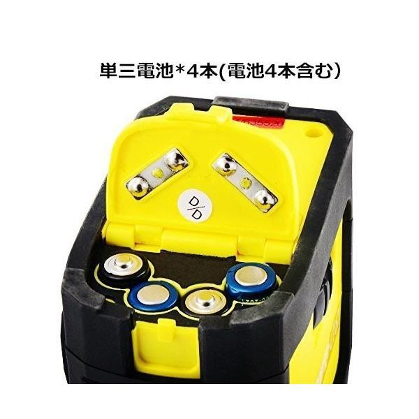 赤字販売 送料無料 Firecore 3-3D 12ラインレーザー 墨出し器 F93TR レーザー レベル 赤色レーザビーム  レッドレーザー 自動水平調整機能|rashiniko|03
