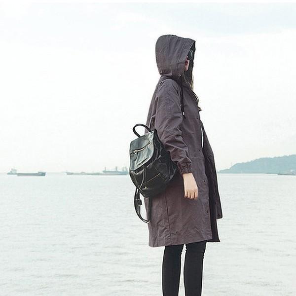 コート マウンテンパーカー ジャケット フード付き アウター レディース 【送料無料】(jk083) raspberryy 11