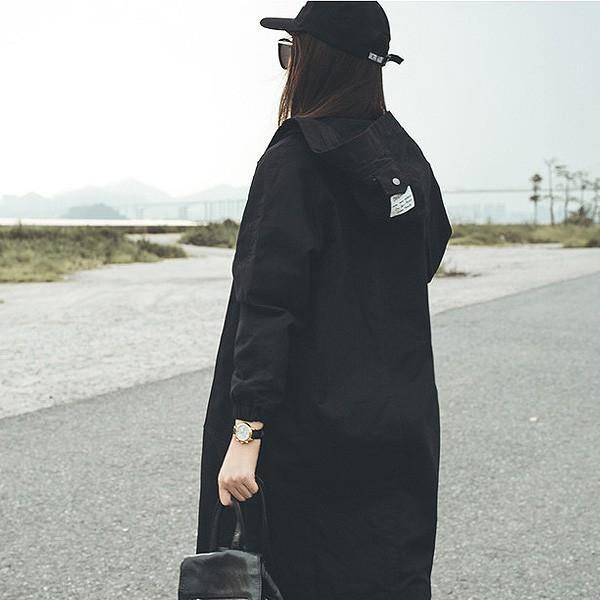 コート マウンテンパーカー ジャケット フード付き アウター レディース 【送料無料】(jk083)|raspberryy|06
