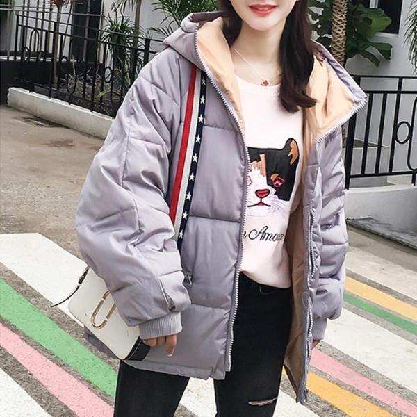 アウター レディース コート 中綿 暖かい ゆったり 大きいサイズ 軽い 韓国 おしゃれ^jk115^|raspberryy|11