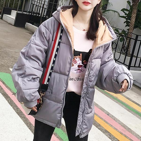 アウター レディース コート 中綿 暖かい ゆったり 大きいサイズ 軽い 韓国 おしゃれ^jk115^|raspberryy|12