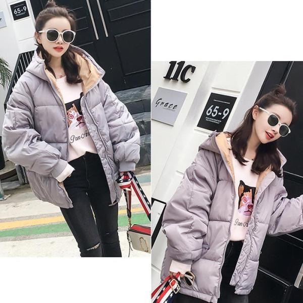アウター レディース コート 中綿 暖かい ゆったり 大きいサイズ 軽い 韓国 おしゃれ^jk115^|raspberryy|13