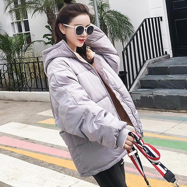 アウター レディース コート 中綿 暖かい ゆったり 大きいサイズ 軽い 韓国 おしゃれ^jk115^|raspberryy|14