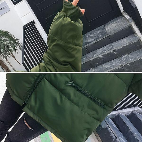 アウター レディース コート 中綿 暖かい ゆったり 大きいサイズ 軽い 韓国 おしゃれ^jk115^|raspberryy|20