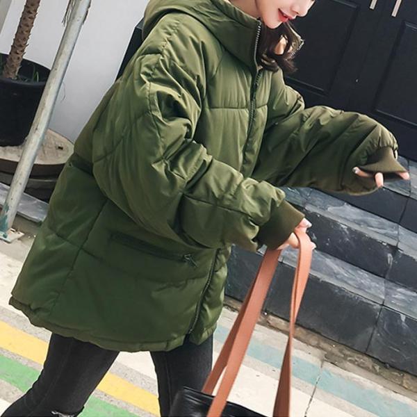 アウター レディース コート 中綿 暖かい ゆったり 大きいサイズ 軽い 韓国 おしゃれ^jk115^|raspberryy|10