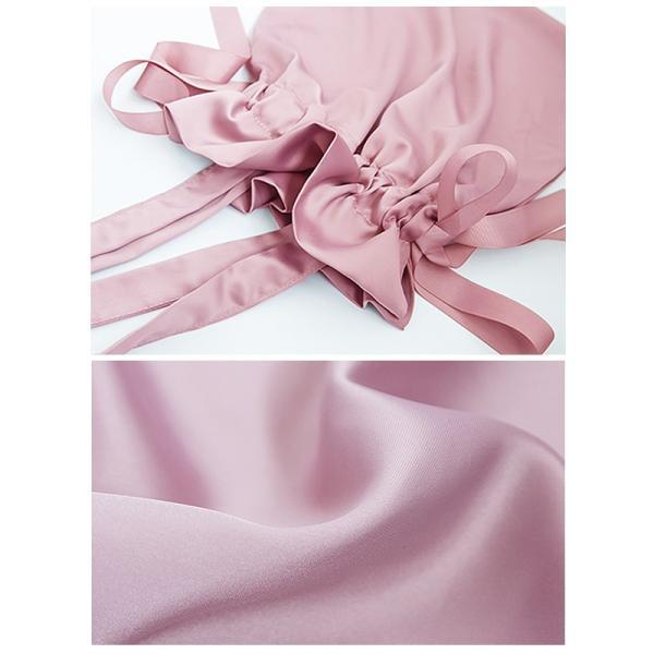 エコバッグ コンビニ レディース メンズ 巾着ショルダーバッグ 巾着バッグ リボン バッグ かばん 鞄 おしゃれ かわいい おすすめ ^ka-149^|raspberryy|17