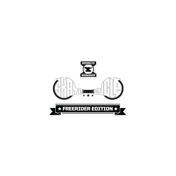 フリーライダー スケートサイクル/Freerider Skatecycle/Brooklyn Workshop Japan/日本代理店正規品 rasta 02