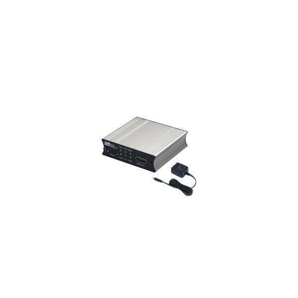 VGA to HDMI変換アダプタ(オーディオ対応) AC給電モデル REX-VGA2HDMI-AC ratoc