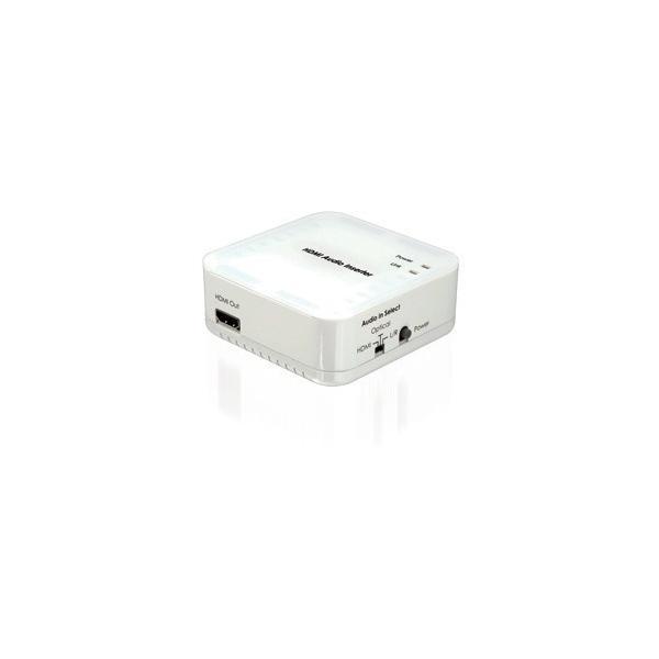 アウトレット特価 Cypress Technology製 HDMIオーディオ切替器(HDMI音声/光デジタル/アナログ音声) CLUX-11CA|ratoc|03