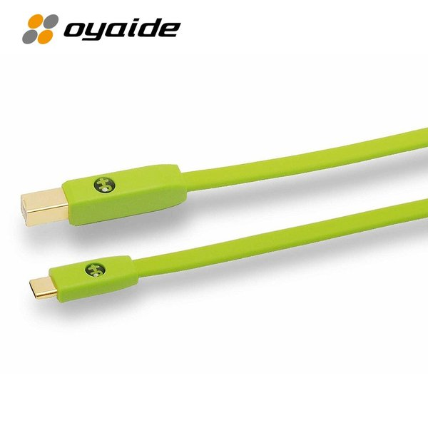 OYAIDE オヤイデ電気製 USBケーブル d+USB Type-C Class B 2.0m|ratoc|03